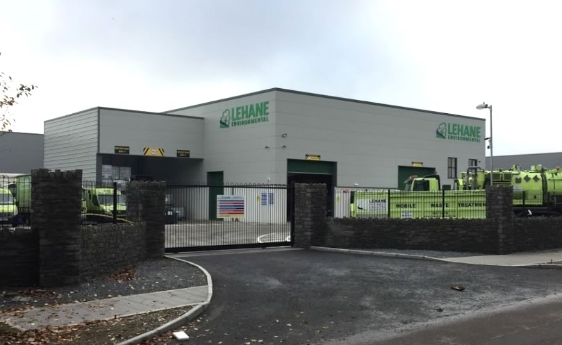 Lehane Environmental Cork Depot