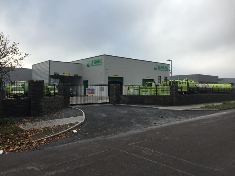Lehane Environmental Cork Depot