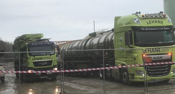 Glass Lined Acid Tanker and Jetvac