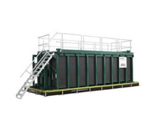 Self Bunded Poly Tank for storage of acids