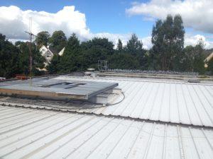 Asbestos Roof