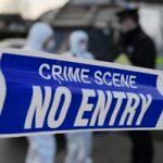 Garda Crime Scene Tape